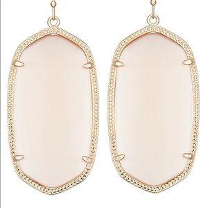 Kendra Scott Rose Gold Danielle Earrings